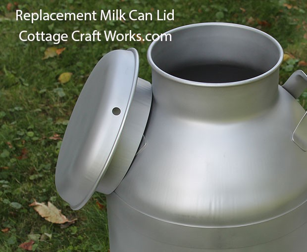 Replacement Milk Can Lid