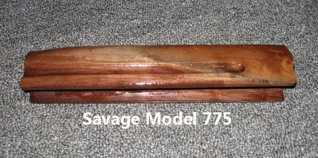Savage Model 775 Walnut Forearm | Forend