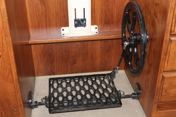 Treadle Hardware | Sewing Cabinet