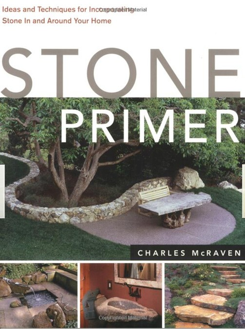 Amish Stone Masons : Stone primer how to techniques for home mason