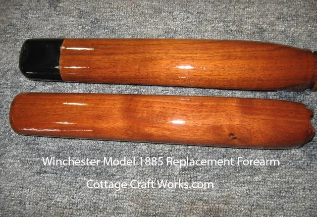 Winchester Model 1885 Replacement Forearm