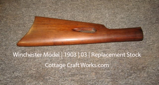 Winchester Model | 1903 | 03 | Replacement Stock