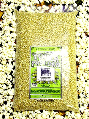 Yoder Popcorn in the 6lb Packs