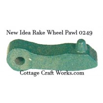 New Idea Rake Wheel Pawl 0249