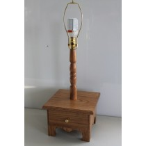 Basic Off-Grid Table Lamp