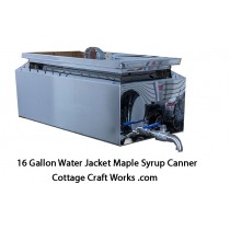 Hobby Farm | Water Jacket Maple Syrup Finish Canner | Bottler