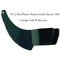 John Deere 2-Row Planter Runner Knife 999
