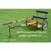 Two Wheel Pony Cart