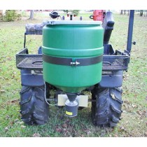 ATV 12 Volt Spreader | Fertilizer | Feed | Corn | Salt