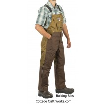 Bulldog 1000 Nylon Hunting & Work Bibs