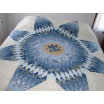Amish Quilts | Eight Point Star Quilt