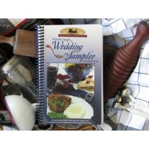 Wooden Spoon Wedding Sampler Cookbook