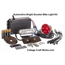 Automotive Bright Scooter-Bike Light Kit
