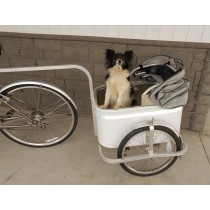 Bicycle Pet Hauler | Bicycle Pet Trailer | Large Bike Cart