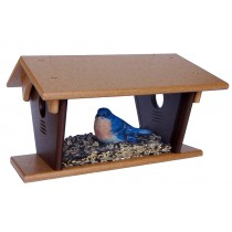 Blue Bird Poly Feeder