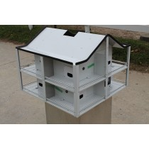 Aluminum Purple Martin House | Bontragers Eight Compartment