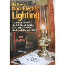 The Book of Non-electric Lighting |  Guide to Safe Use of flame