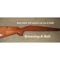 Browning A-Bolt Example Walnut Rifle Stock