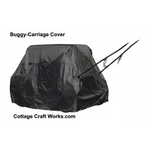 Universal Horse-Drawn Carriage-Buggy Nylon Cover