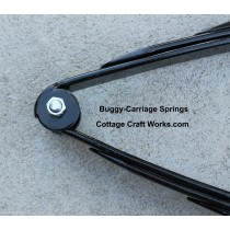 Carriage Leaf Springs, 36 Inch