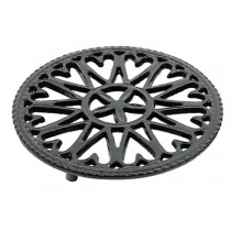 Vintage Reproduction Cast Iron Trivet