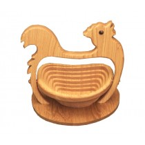 Collapsible Basket Rooster