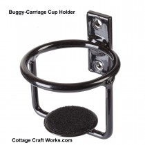 Horse Drawn Vehicle Cup Holder
