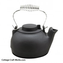 Cast Iron Black Tea Kettle