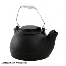 5 qt cast iron tea kettle