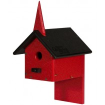 Wren Church Poly Bird House