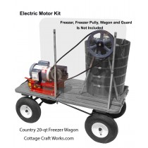 Country Freezer 20-qt Wagon Motor Kit