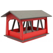 Covered Bridge Poly Bird Feeder