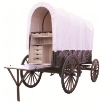 Wagon Gear | Box Wagon | Covered Wagon