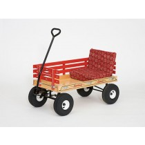 Amish Kids Wagon Cushion