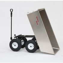Heavy Duty Aluminum Medium Dump Wagon