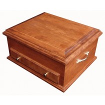 Amish Furniture - Deluxe Jewelry Box
