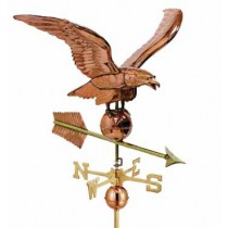 Eagle Copper Weathervane