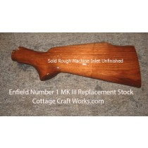 Enfield No.1 MK III Sporter Replacement Stock
