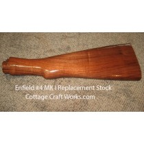 Enfield #4 MK I Replacement Gun Stock