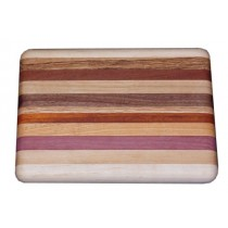Small Exotic Wood Cutting Board