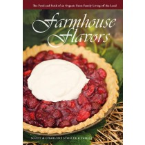 Farmhouse Flavors Amish Cookbook
