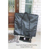 Folding Card Table Featherweight Travel Bag