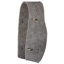 Draft Horse Felt Collar Pad