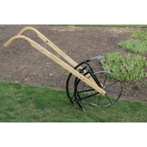 Flip and Go Wheeled Garden Cultivator