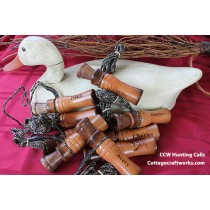 Groomsmen Hunting Gifts Engraved Duck Calls