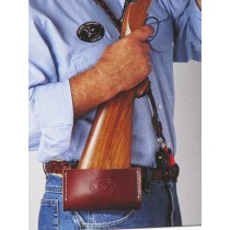Gun Caddy | Coyote Leather Company | USA Made