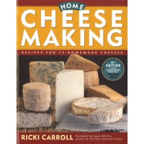 Home Cheesemaking