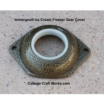 Immergood Ice Cream Freezer Gear Frame Gear Cover
