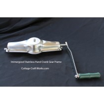 Immergood Stainless Hand Crank Frame