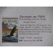 Increase My Faith